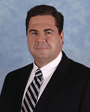 Matthew Becherer, president, Homestead-Miami Speedway