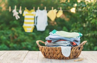 Summer Laundry Stain Tips