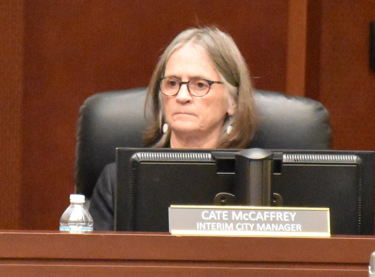Cate McCaffrey