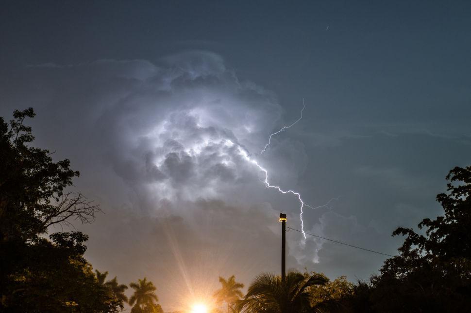 Atlantic Lightning