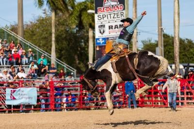 Get Ready for Rodeo Weekend