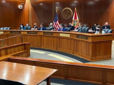 Florida Cabinet meeting