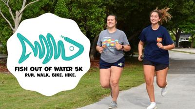 Fish out of water 5K