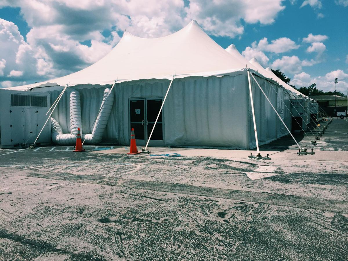 Homestead Temporary Shelter- tent