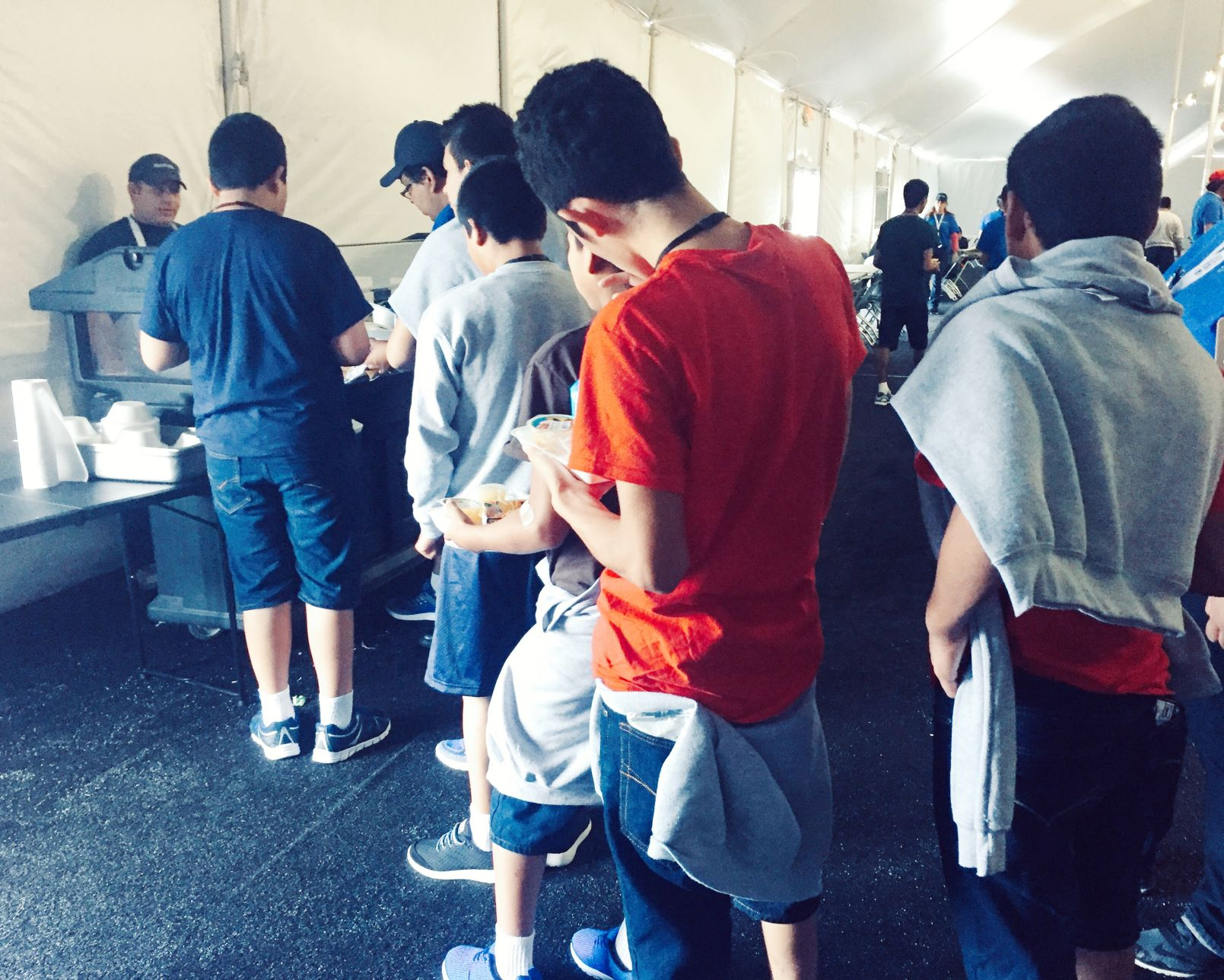 Photos: Inside the Homestead Temporary Shelter for Unaccompanied Minors