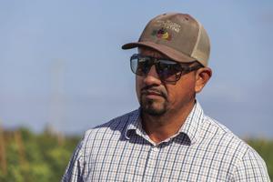 Arturo Martinez, is a field supervisor at S & L Farms.