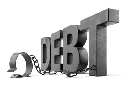 You can get yourself out of debt