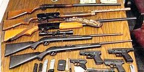 Gun Buyback in Homestead