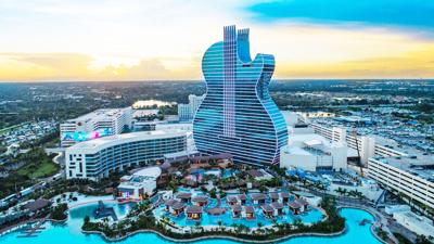 The Seminole Hard Rock reopened on Thursday, May 21.