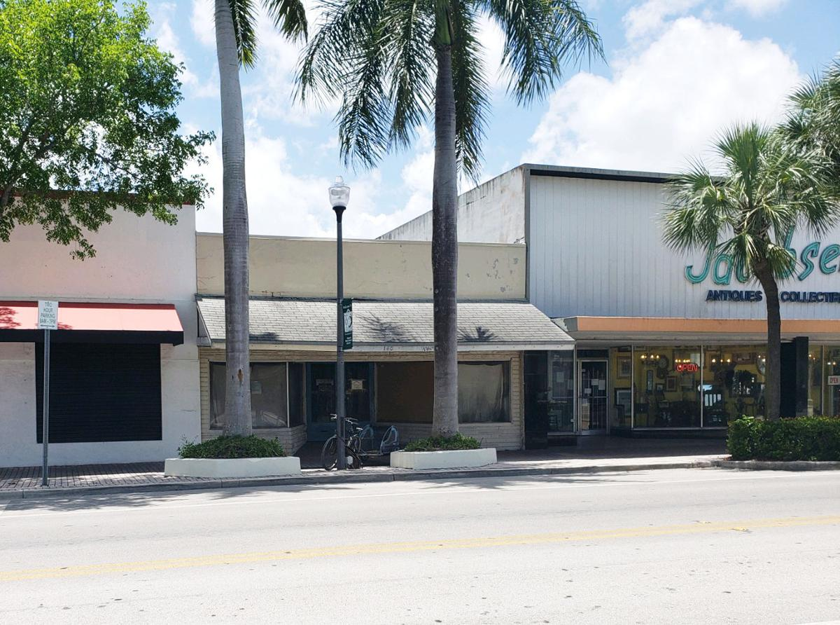 """Council, acting as the CRA Board, deferred purchasing the dilapidated and long unused storefront at  140 N. Krome Ave.  CRA Director Kametra Driver noted that along Krome Ave in Downtown Homestead,  """"There are concerns about the market at present with six properties for sale and nine for lease in our downtown, sitting for a while."""""""