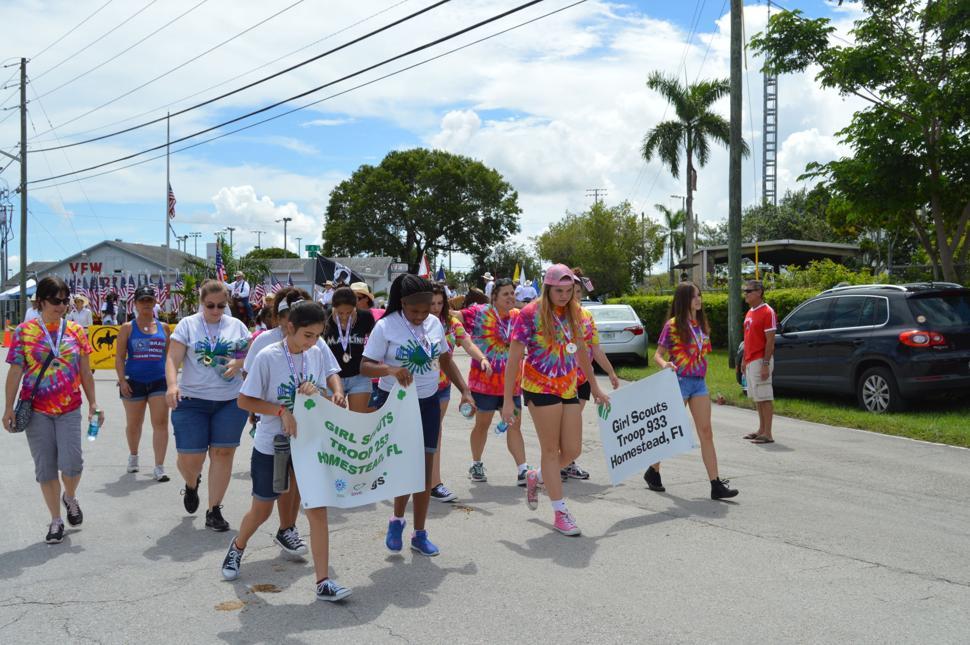 2016 VFW Post 4127 Freedom Walk