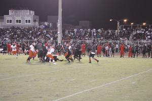 The Carol City Chiefs showed the Southridge Spartans why they are ranked as the best team in Florida.