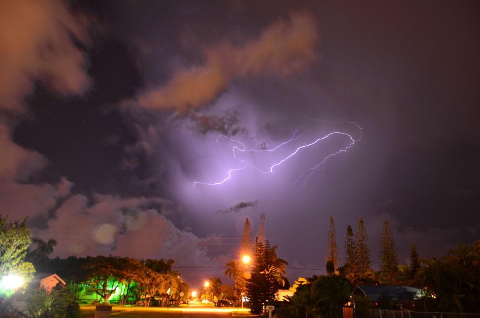 Late Spring Lightning