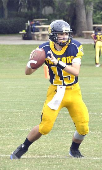 Palmer Trinity v Boca Raton Christian Dylan DiBello