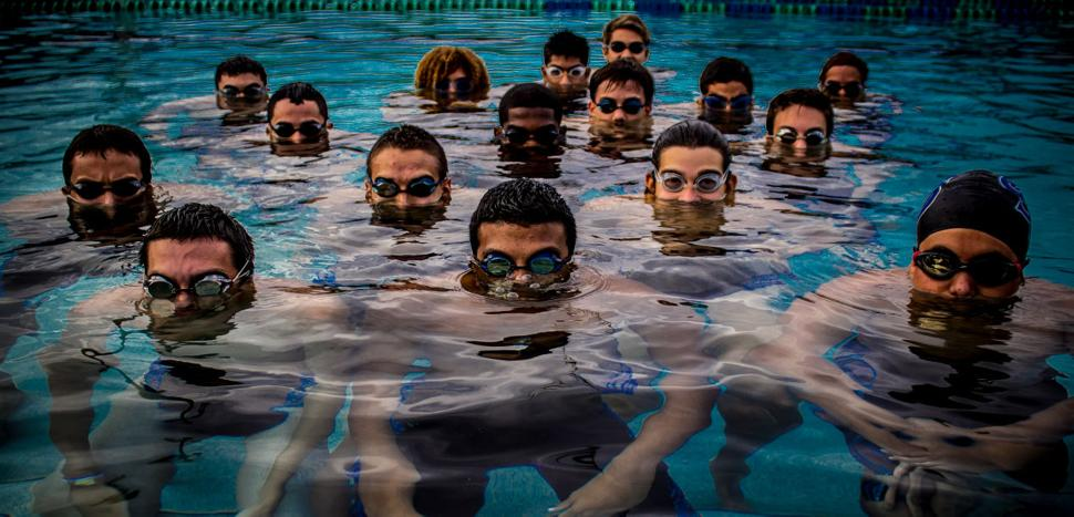 South Dade Boy's Swimming