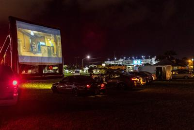 The Florida City Cinema brings back nostalgic memories for some and is a new experience for others.
