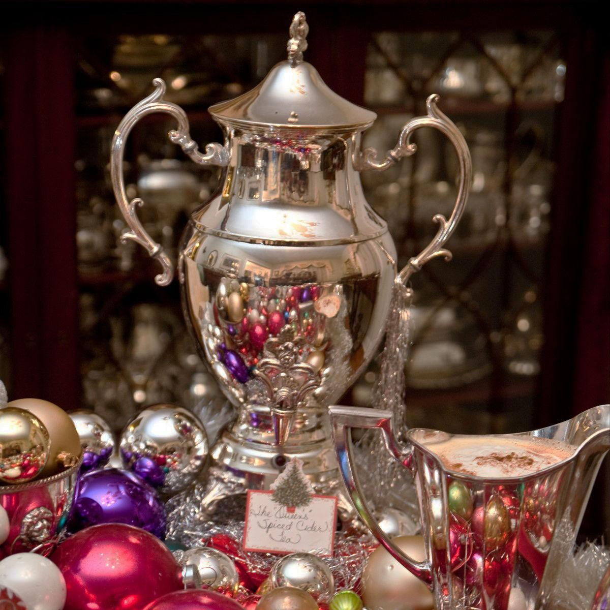 Queen's Spiced Cider Tea