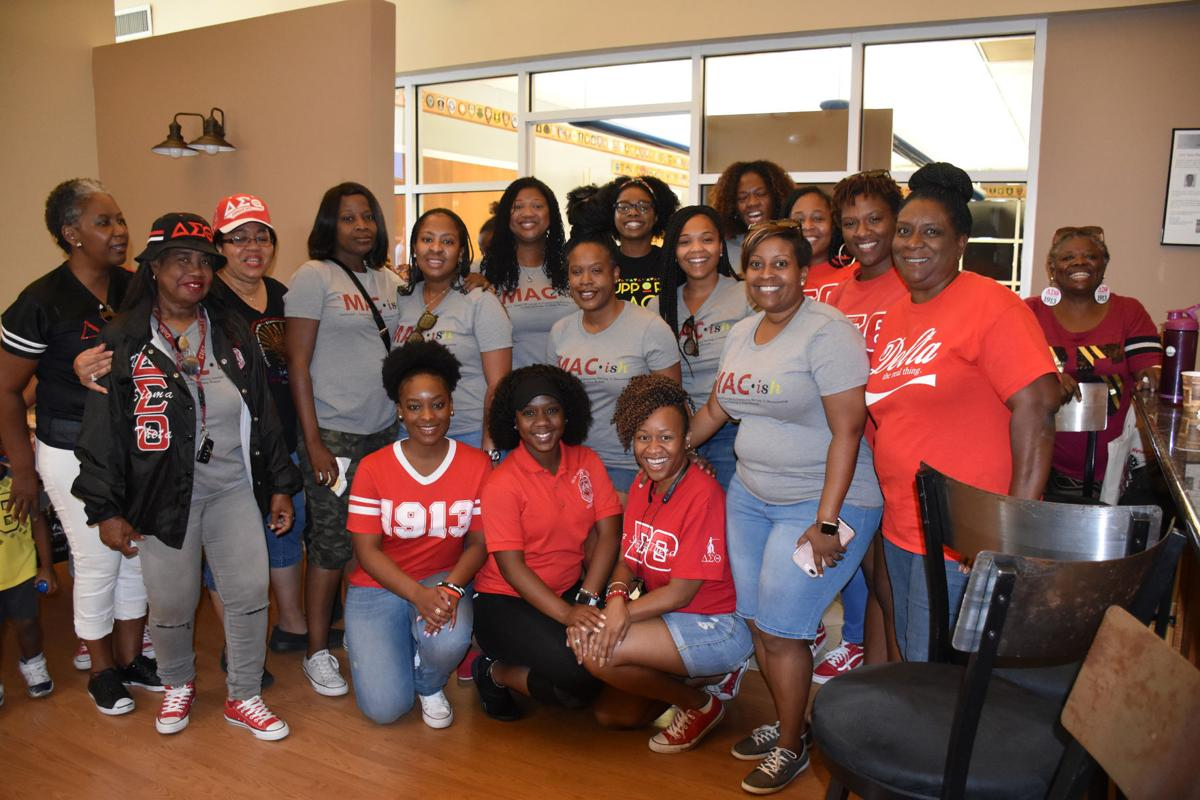 Miami Alumae Chapter of Delta Sigma Theta Sorority