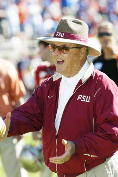 Legendary Florida State University football coach Bobby Bowden died Sunday at age 91.