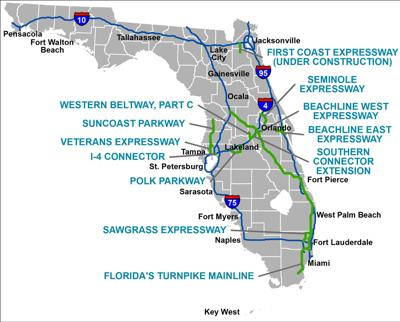 Florida's highway system
