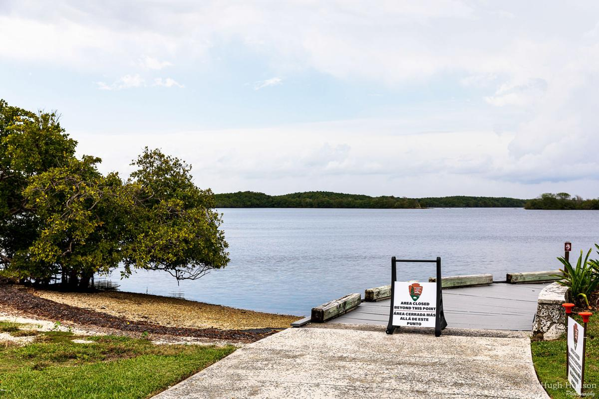 Biscayne National Park has reopened the canoe / Kayak ramp and restrooms at Convoy Point 9 a.m. to 5 p.m.