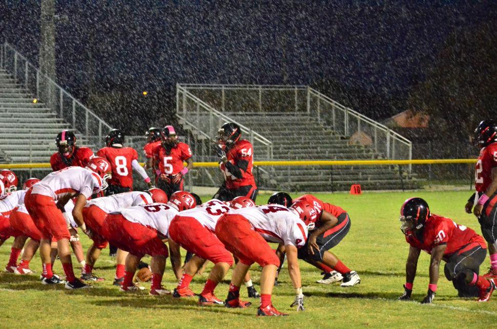 Barrington v Doral Academy Rain