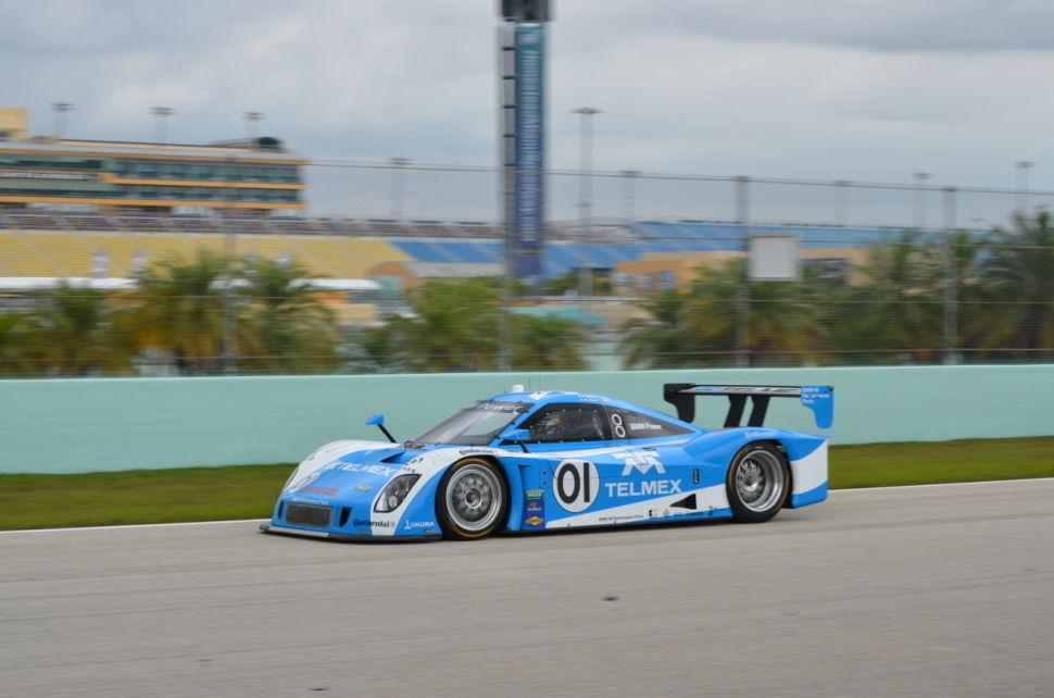 Grand Prix of Miami Memo Rojas