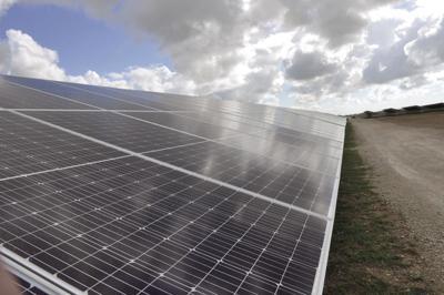 FPL solar farm in the Redland.