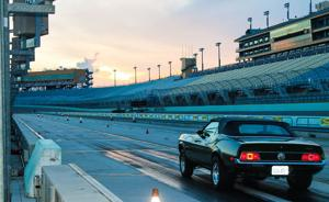 Imagine yourself on the track at Fast Lane Friday