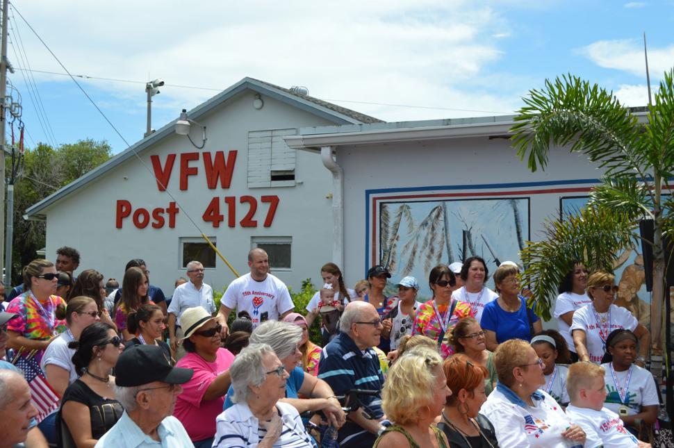 2016 VFW Post 4127 Freedom Walk-5