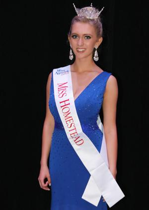 Miss Homestead 2017 Amanda Shoopman