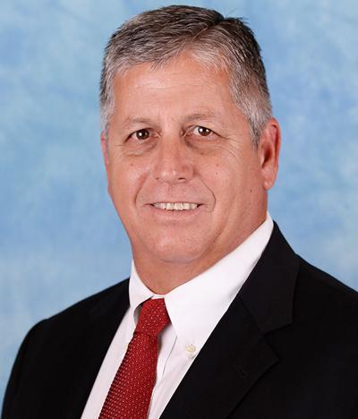 Al Garcia, newly named president of Homestead-Miami Speedway