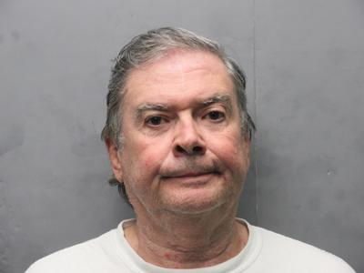 Jorge Poo, 68, was  arrested for aggravated assault.
