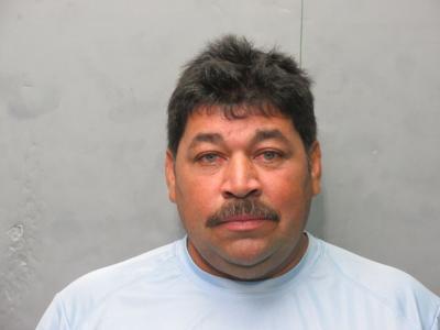 Jorge Alberto Hernandez, 48, of Tavernier, was  arrested for aggravated  assault.