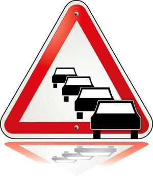 Traffic Congestion this weekend