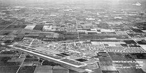 Aerial View of Base in 1964