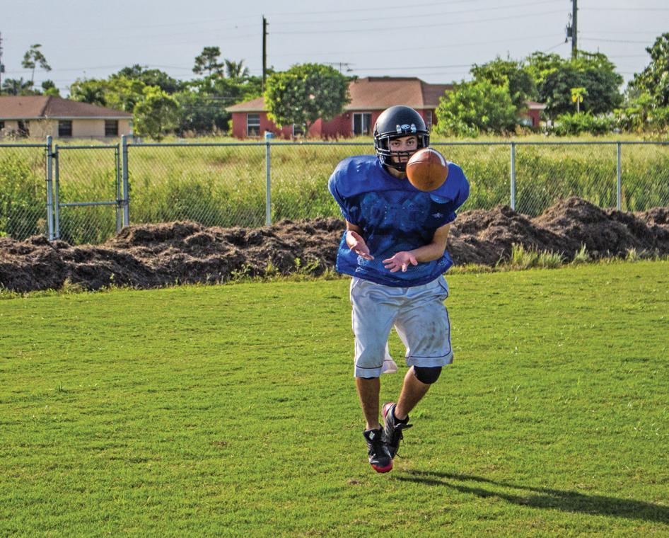 Miami Community Charter Practice - Chris Torres