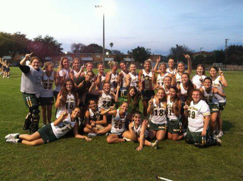 Coral Shores Girls Lacrosse District Title
