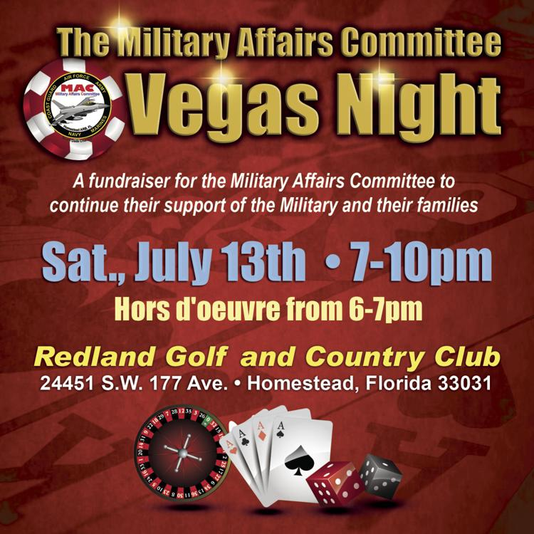 MAC Vegas night