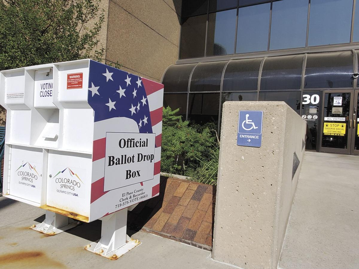 Colorado officials dispute claims of mail-in voting fraud