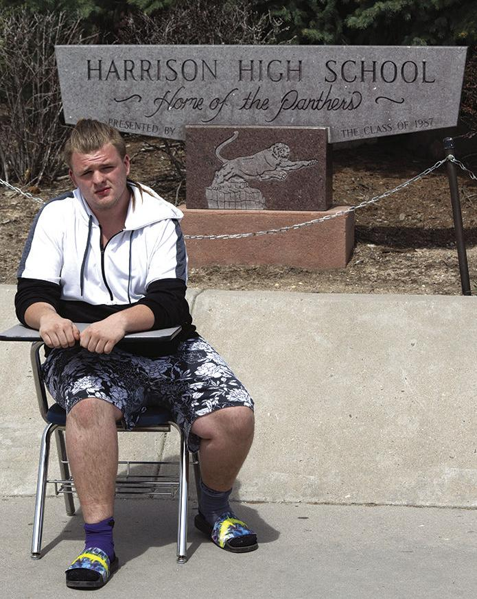Harrison senior reflects on year cut short 1