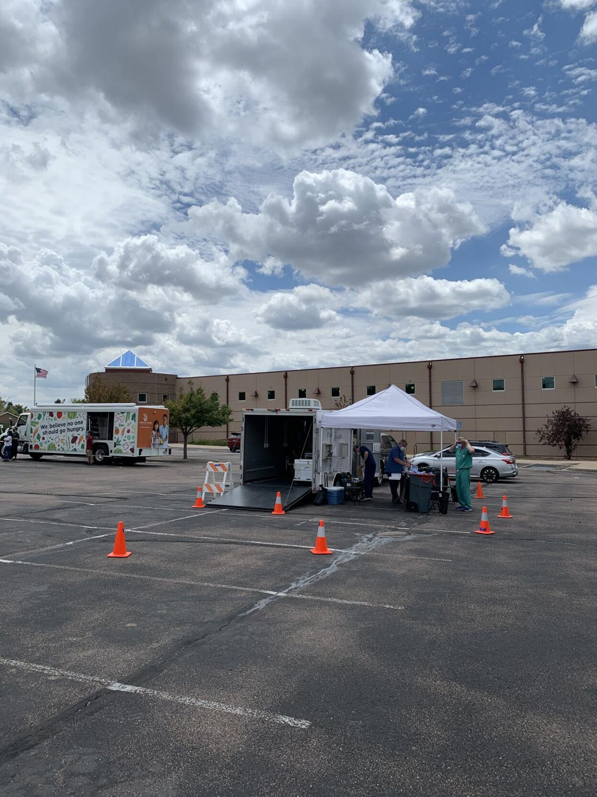 Partnership brings COVID-19 testing to Southeast COS undocumented community