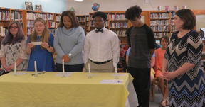 Daleville High School honor society inducts 19