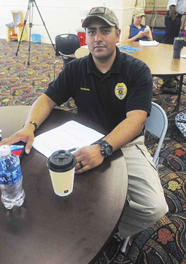 First responders attend autism training