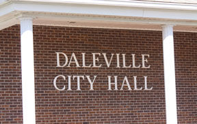 City of Daleville updates closures