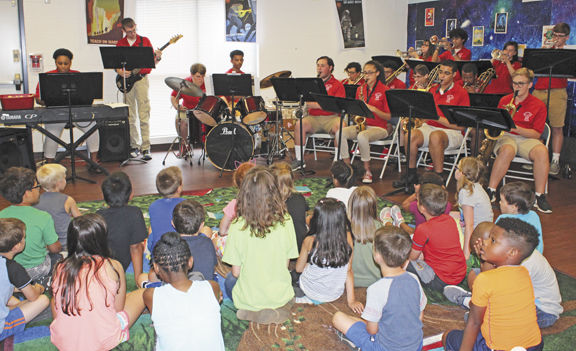 Summer program starts in a 'Universe of Music'
