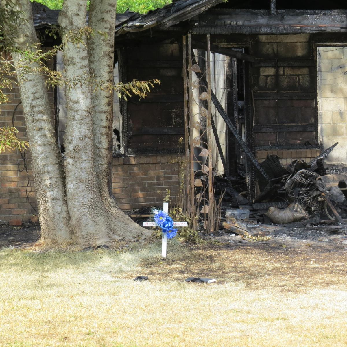 Daleville woman killed in house fire