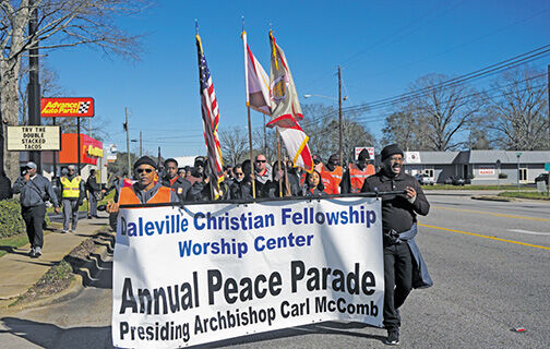 26th Annual Peace Parade