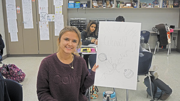 American Studies students create Christmas stories