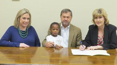 Dale County recognizes National Adoption Month